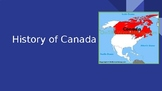 History of Canada Power Point