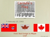 History of Canada's Flag PowerPoint