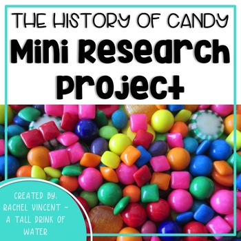History of Candy Mini Research Project