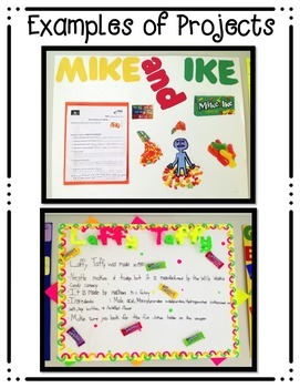 History of Candy Mini Research Project Print or Google Classroom