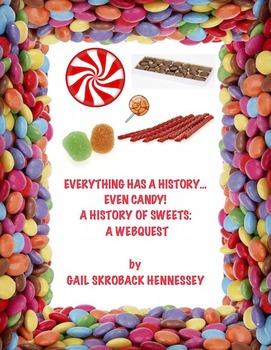 Candy! History of Candy Webquest