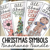 Christmas, Hanukkah, and New Year's Research Projects BUNDLE