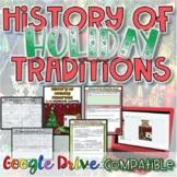History of Christmas Favorites {Digital}