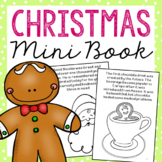 History of Christmas Mini Book, Candy Cane, Nutcracker, Poinsettia