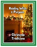 Christmas Traditions 1: 4th and 5th Grade Common Core