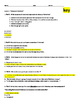 History of Christmas from BBC- PARCC-like quiz  lesson 3 LA Guidebook