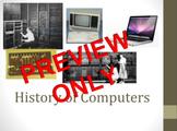 History of Computers Bundle