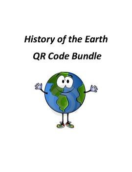 History of Earch QR Code Bundle