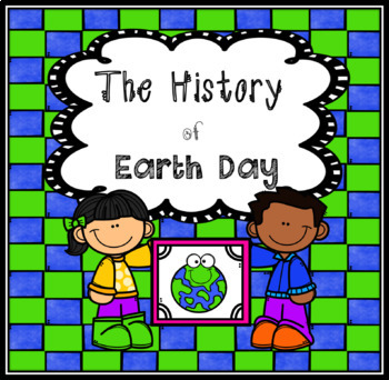 History of Earth Day FREEBIE