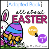 History of Easter Adapted Books [Level 1 and Level 2]   Ea