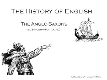 History of English: Anglo-Saxon Poetry