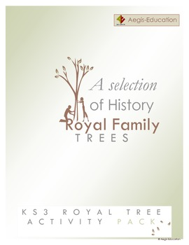 History of Family Trees- including Tudors,Stuarts,Georgians