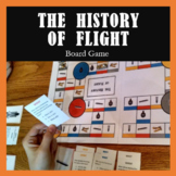 History of Flight Game: Early Flight, Wright Brother, Spac