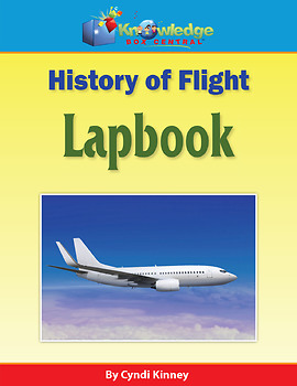 History of Flight Lapbook