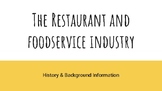 History of Food Service Presentation