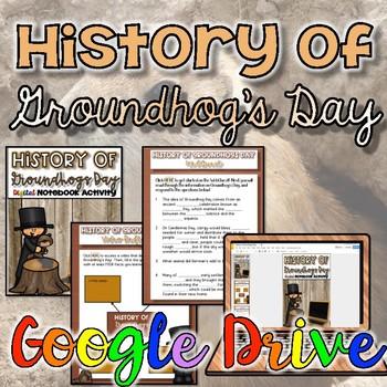 History of Groundhog's Day {Digital}