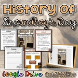 History of Groundhog's Day {Digital AND Paper}