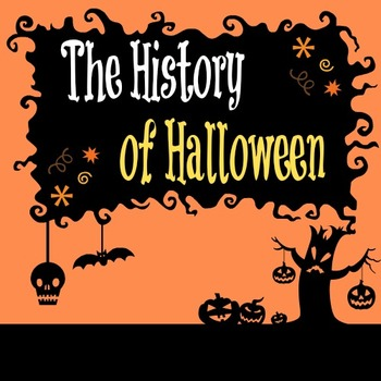 History of Halloween Activity by Middle School Matters   TpT
