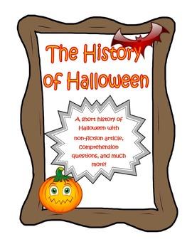 History of Halloween Activities