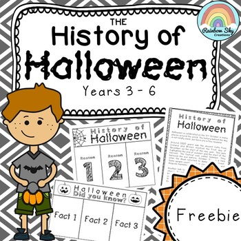 History of Halloween - Free Download