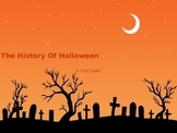 History of Halloween - Power Point - Facts Review Pictures Information