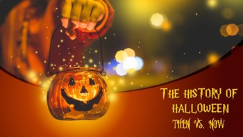 History of Halloween PowerPoint