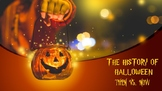 History of Halloween PowerPoint