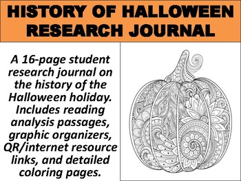 https://www.teacherspayteachers.com/Product/Halloween-History-Research-Journal-4896336