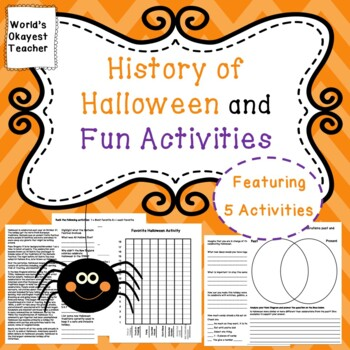 History of Halloween and Fun Activities