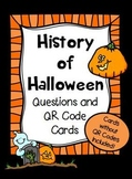 History of Halloween with QR Codes