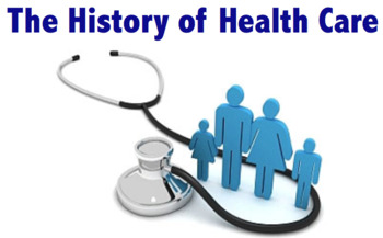 History of Health Care PowerPoint (Editable)