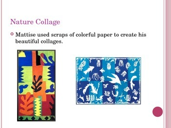 History of Henri Matisse
