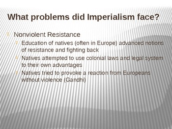 History of Imperialism