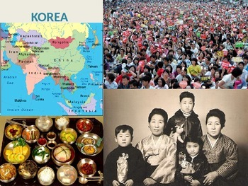History of Korea Power Point
