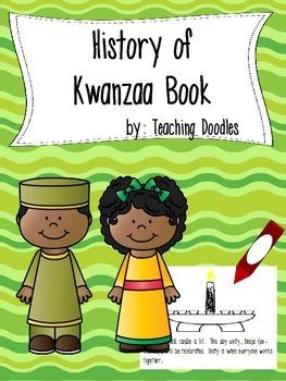 History of Kwanzaa Book
