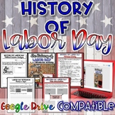 History of Labor Day {Digital and Paper}