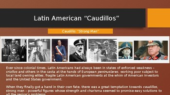 History of Latin America: Latin American Dictatorships (Lesson 11/13)