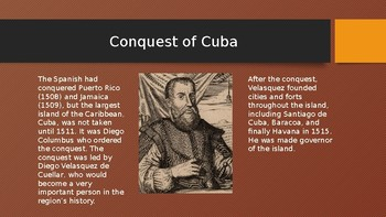 History of Latin America: The Caribbean (Lesson 5/13)