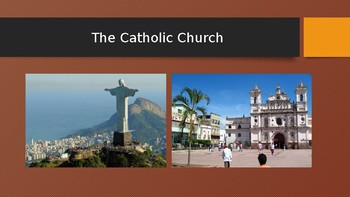 History of Latin America:The Catholic Church (Lesson 6/14)