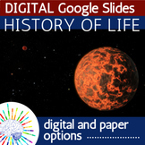 Distance Learning Evolution of Life | Paper or DIGITAL Goo