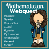 History of Math Famous Mathematicians Project