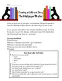 History of Matter Chemistry Children's Story