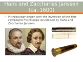 History of Microbiology Powerpoint