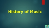 History of Music: Medieval Music