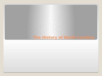 History of NC