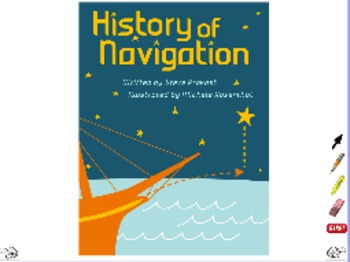 History of Navigation - ActivInspire Flipchart