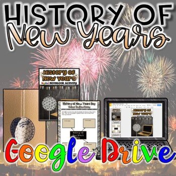 History of New Year's Day {Digital}