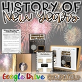 History of New Year's Day {Digital AND Paper}