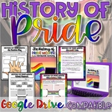 *FLASH SALE* History of PRIDE Month {Digital AND Paper}