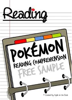 History of Pokemon Reading Comprehension